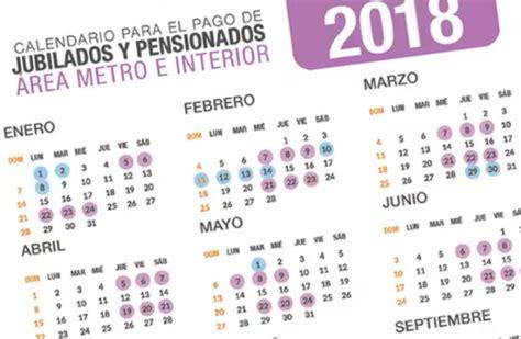 calendario de pagos provinciales pencion mes enero cronograma de pago de los jubilados de la 19990 del mes de