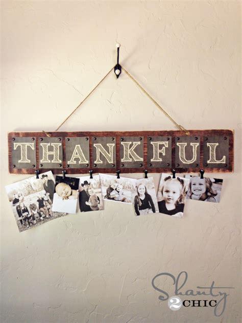 Diy Thanksgiving Wall Decor » Ideas Home Design