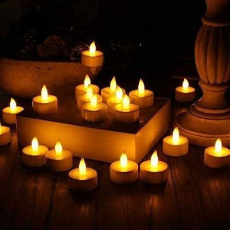 buy led tea lights 8 best flameless candles 2018 decorative led and battery