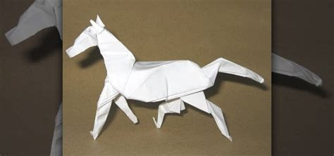 how to origami a by david brill 171 origami wonderhowto