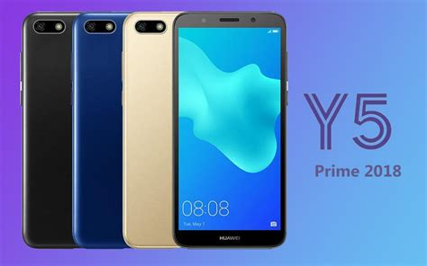handphone huawei y5 prime huawei y5 prime 2018 with android 8 1 unlock