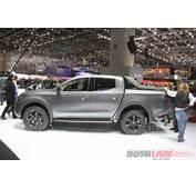 Fiat Fullback  2016 Geneva Motor Show LIVE