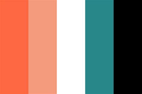 aztec color palette