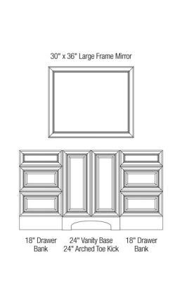 bathroom cabinet configurations 17 best images about you re so vain ity on pinterest