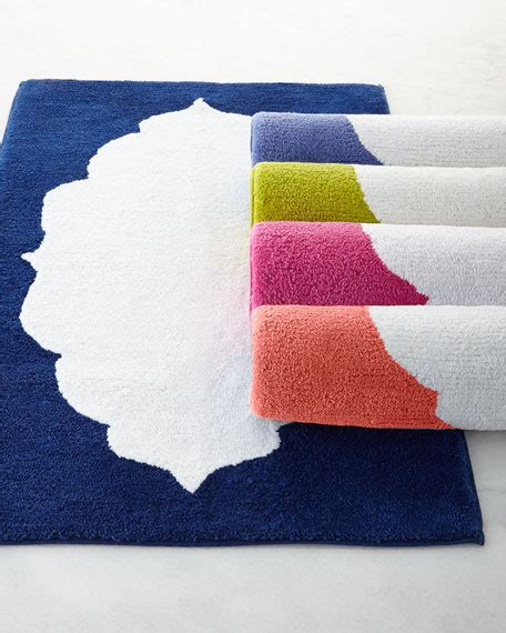 horchow bath rugs robshaw hamir bath rug