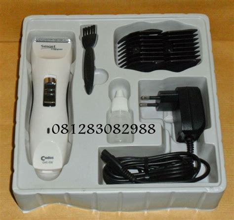 Jual Alat Cukur Rambut Rechargeable Portable Codos Smart Stock Ter jual alat cukur rambut rechargeable portable codos