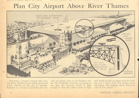thames river jokes the nyc that never was midtown s dream rooftop airport