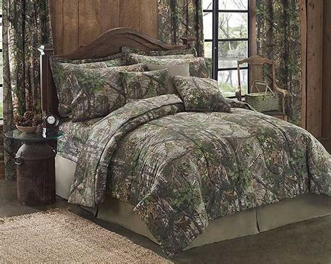 realtree xtra green california king size camouflage