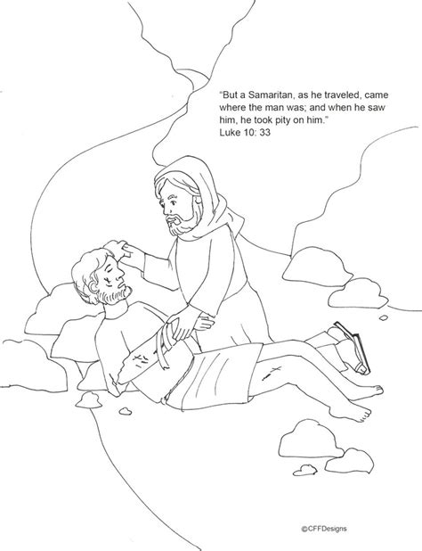 lds coloring pages good samaritan 35 best images about jumpin joeys on pinterest bible
