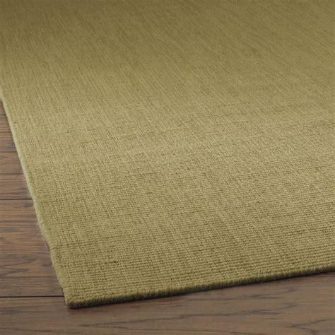 solid color wool rugs solid color wool sisal look rug available in 4 colors aloe brown r
