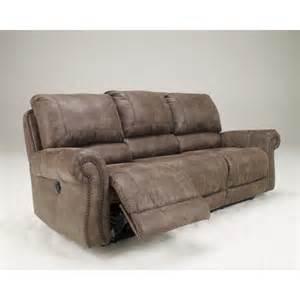 Ashley Recliner Sofa by 7410088 Ashley Furniture Signature Design Oberson Gunsmoke