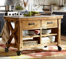 Kitchen Islands Pottery Barn Hamilton Kitchen Island Traditional Kitchen Islands