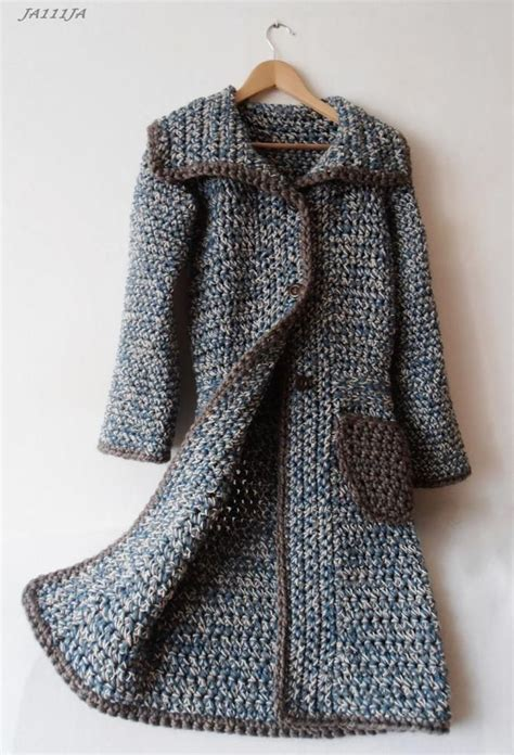 pattern coat pinterest 231 best crochet coat jacket images on pinterest crochet