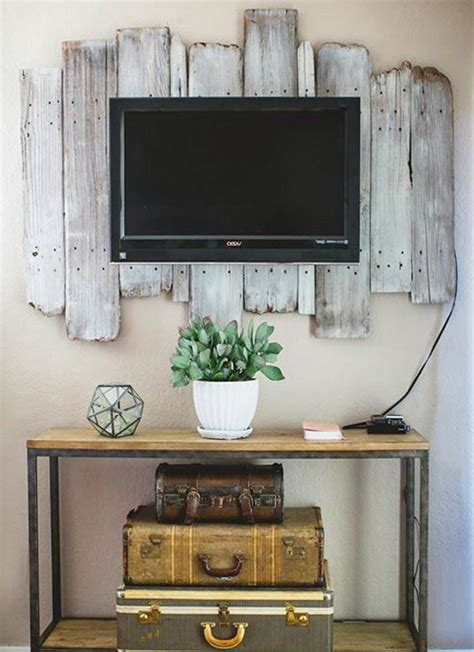 rustic vintage home decor vintage rustic tv decor