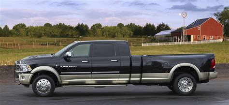 concept work truck ram long hauler concept truck for work or pleasure