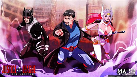 movie after justice league gods and monsters justice league gods and monsters fanart by legionwings