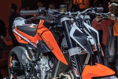 Ktm Motorrad News 2018 by Ktm 790 Duke 2018 Modellnews