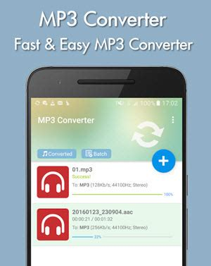 mp3 converter android best wav to mp3 converter on android