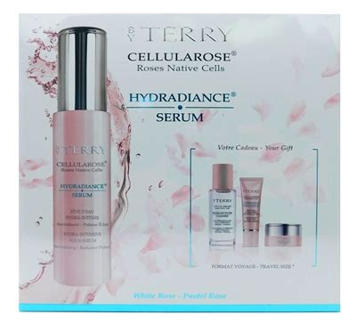 by terry grain de rose resufacing micro scrub mask 100ml 3 55oz ebay by terry cellularose hydradiance serum set hydradiance
