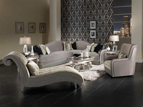 hollywood swank bedroom set hollywood swank sectional sofa by aico aico living room