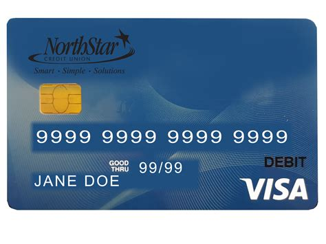 can i make purchases with a visa debit card debit card northstar credit union