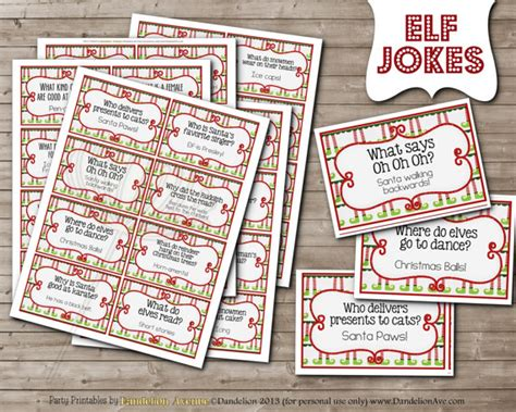 printable elf on shelf jokes best photos of printable elf jokes free printables elf