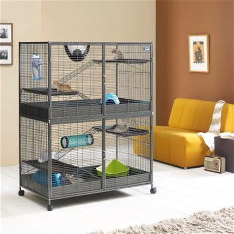 gabbia ratti gabbia per ratti e altri roditori savic suite royal xl
