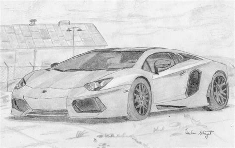 lamborghini sketch view lamborghini sketch by sachin bhagat on deviantart