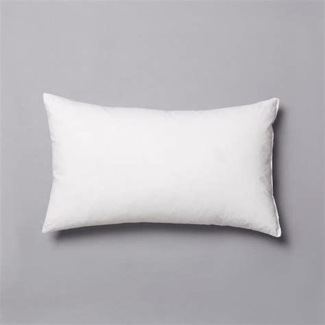 22 By 22 Pillow Insert by 13 Quot X 22 Quot Decorative Lumbar Pillow Insert Frontgate