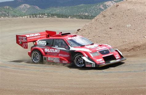 Suzuki Xl7 Pikes Peak Suzuki Escudo Pikes Peak My Favorite Car On Gran Turismo