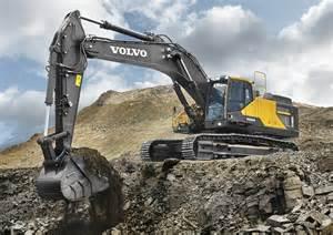 Volvo Excavators Foto Excavator Volvo