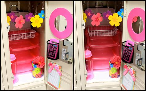 how to make locker decorations at home easy diy locker decorations ideas for teenagers