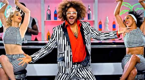 6 reasons to check out 6 reasons to check out redfoo s quot juicy wiggle quot video young hollywood