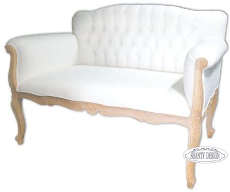 divano letto shabby chic divano shabby chic clarissa sedie