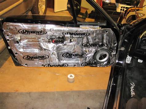 Car Door Insulation by Diy Mods Page 3 Miata Forumz Mazda Miata Chat Forums