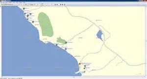 popoyo nicaragua map
