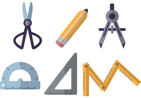 free tool flat architecture tools vectors free vector