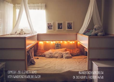 co sleeping beds mom builds an innovative family bed that makes co sleeping with 5 kids seem dreamy inhabitots
