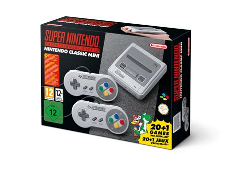 Nintendo Mini nintendo mini snes launches september 29 ars technica uk