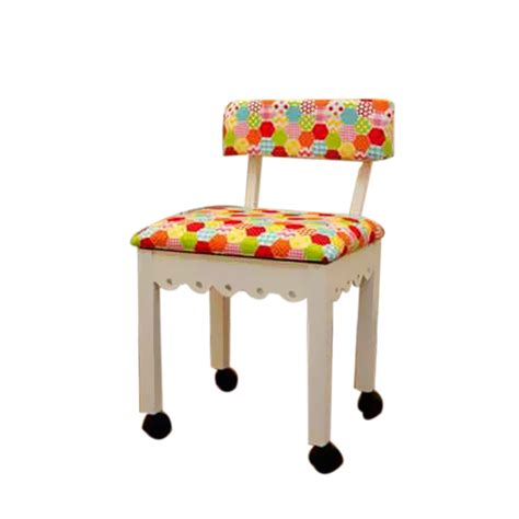 arrow cabinets sewing chair arrow sewing cabinet white chair with gingerbread hexi