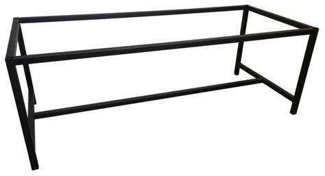 tafel onderstel staal stalen tafel onderstel buisframe koker 4x4cm tafelpoten