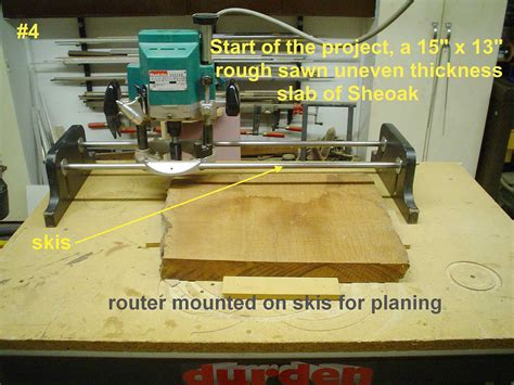 Planing Sled Jig Router Forums