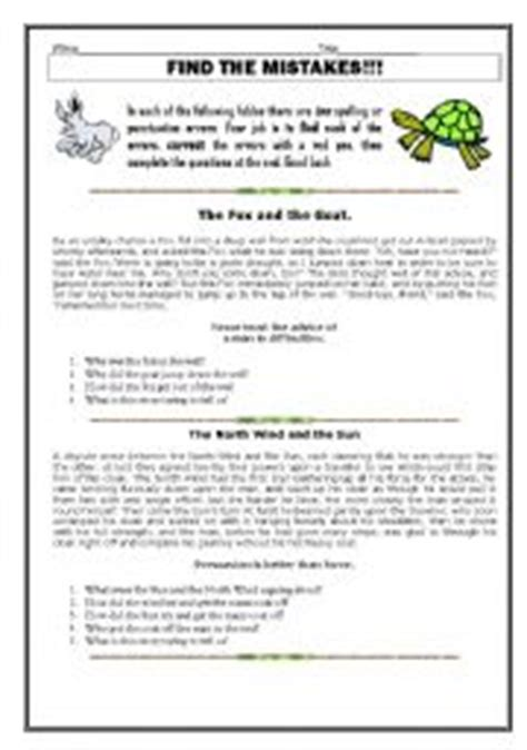Fables Comprehension Worksheets by Fables Worksheets Photos Getadating