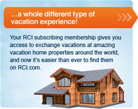 rci vacation homes rci points to remember vacation homes on rci