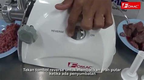 Grinder Mgd G31 Fomac grinder mgd g31