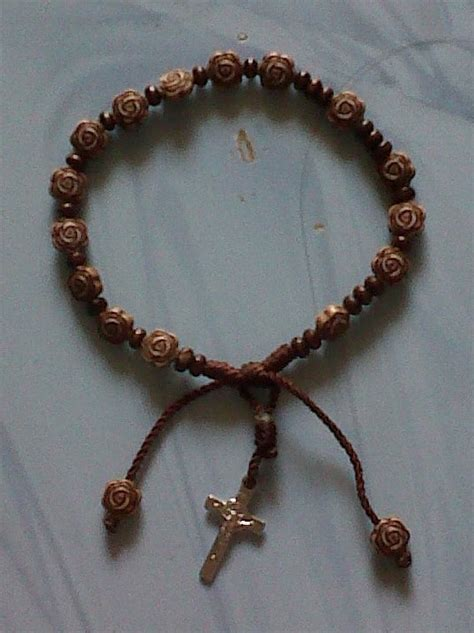 Gelang Batu Mawar katalog produk jual grosir rosario jual rosario