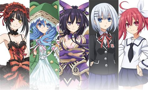 date alive anime susu s blog anime review date a live