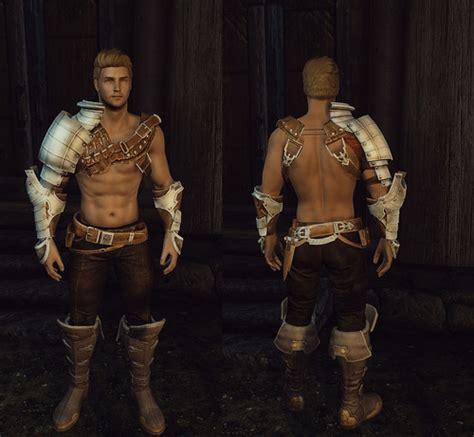 skyrim male revealing armor mod skyrim mods atlas male armor skimpy skyrim mods atlas