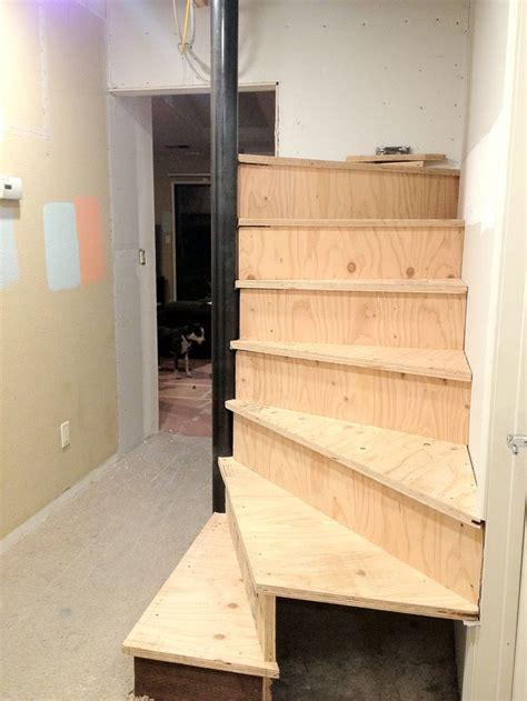 spiral staircase construction spiral staircase plan diy