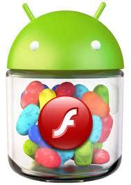 Fash Speedy Jelly steps to install flash player on android jelly bean device web tips